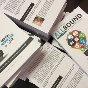 Allbound Marketing : ouvrage énorme de David Licoppe